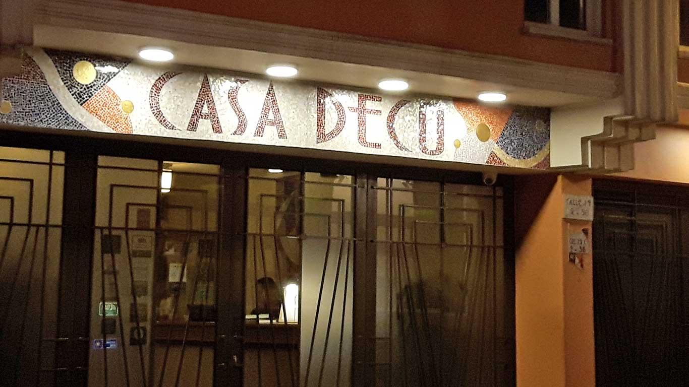 Casa deco noel 2017